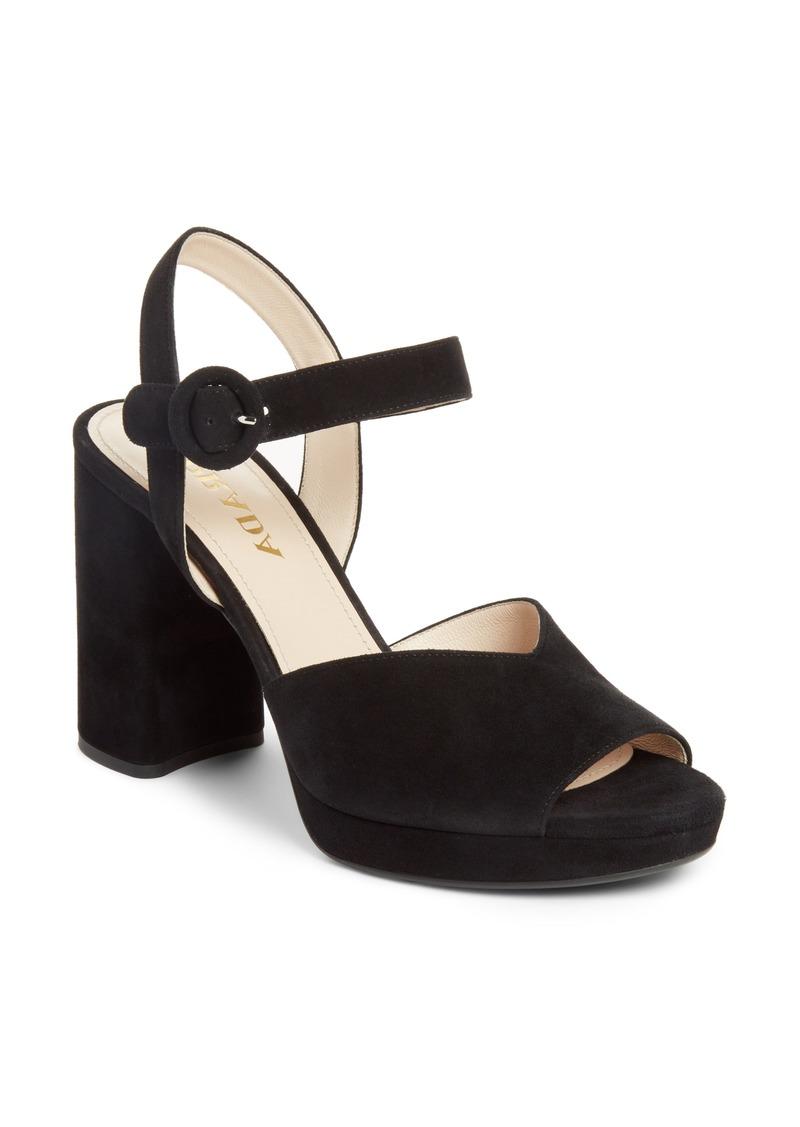 5f3f4338ecdd Prada Prada Platform Sandal (Women) (Nordstrom Exclusive)