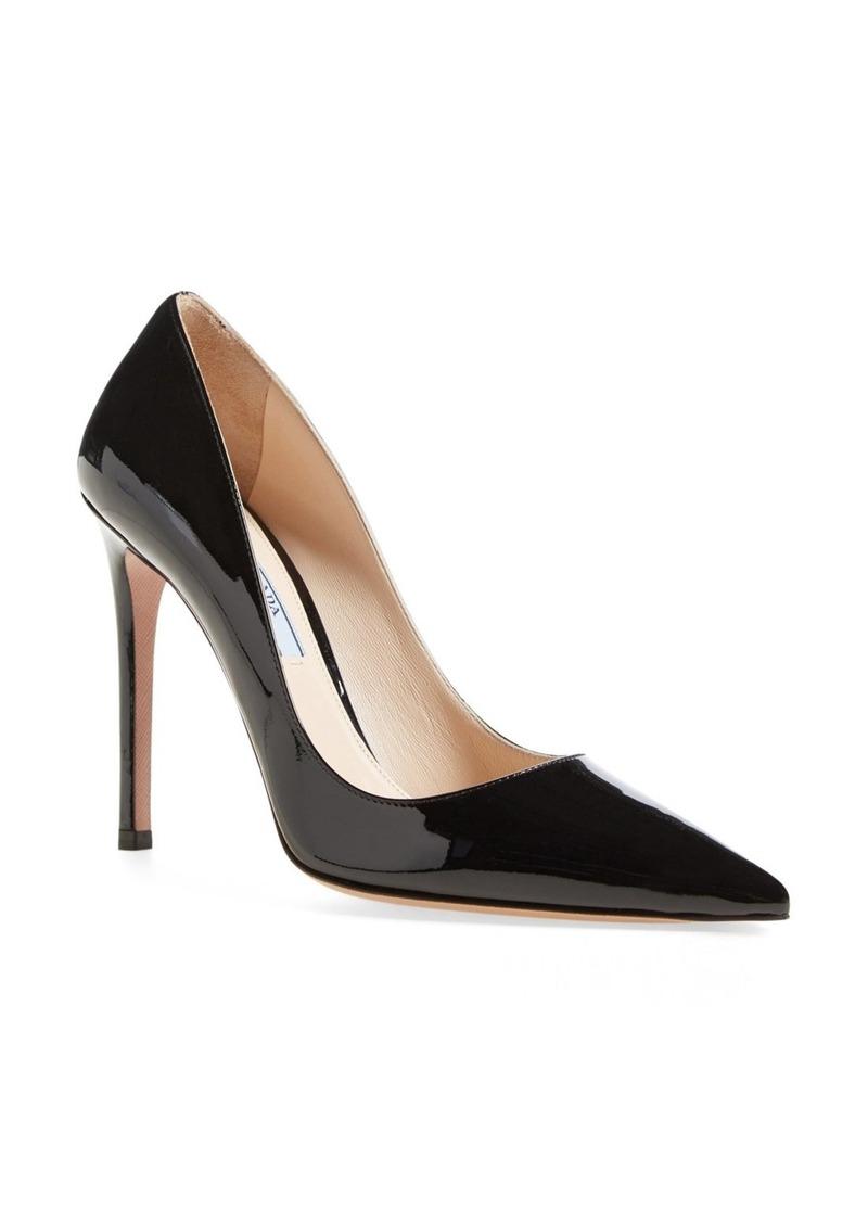 Prada Pointy Mens Shoe