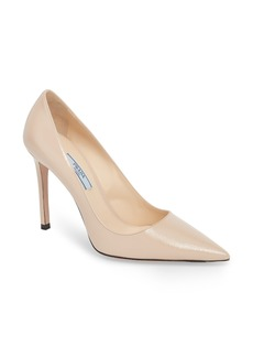 Prada Pointy Toe Pump (Women) (Nordstrom Exclusive)