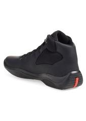 Prada 'Punta Ala' High Top Sneaker (Men)