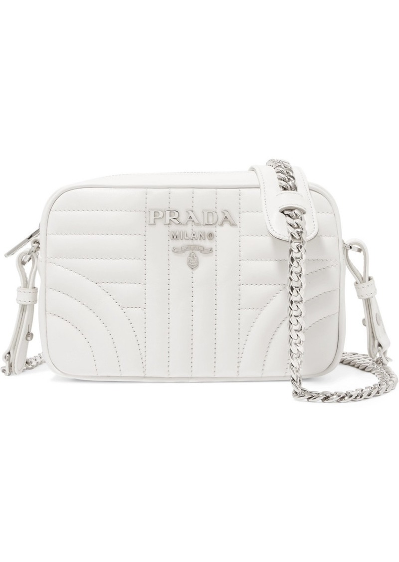 9727c81f3e9d ... discount code for prada quilted leather camera bag 84681 a85ea ...