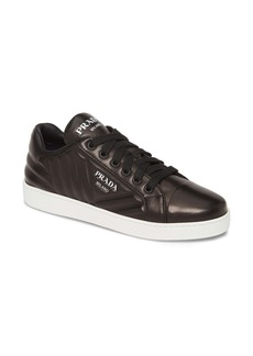 Prada Quilted Low Top Sneaker (Women)