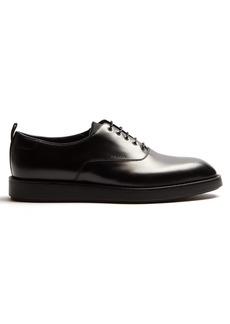Prada Raised-soled derby shoes