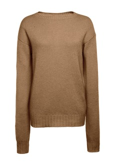 Prada Ribbed Cashmere Sweater