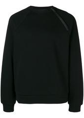 Prada round neck sweatshirt