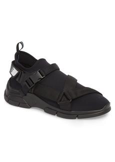 Prada Runway XY Strap Sneaker (Men)