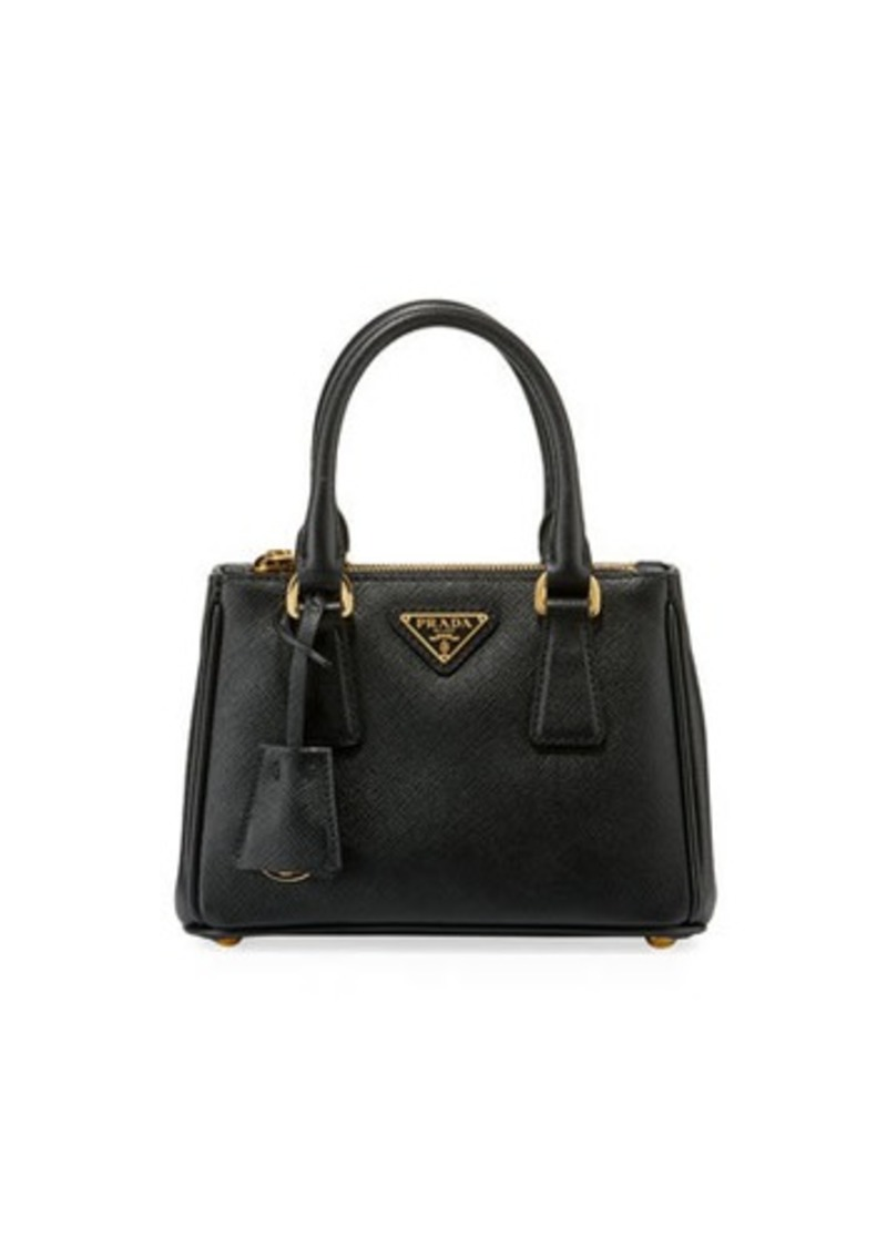75d0ae5b519d SALE! Prada Prada Saffiano Extra-Mini Executive Crossbody Bag