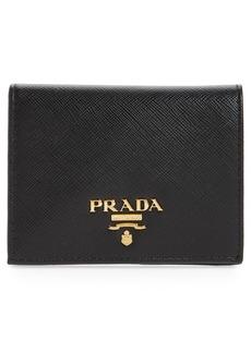 Prada Saffiano French Wallet