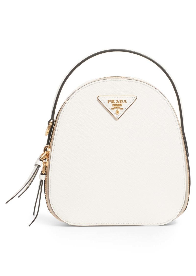 Prada Saffiano Leather Backpack