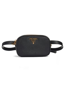 Prada Saffiano Leather Belt Bag