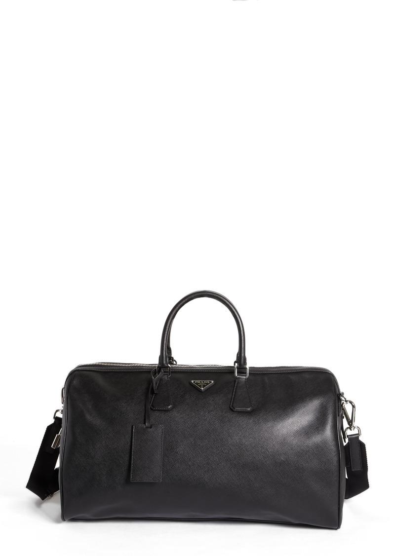 572038841c9a Prada Prada Saffiano Leather Duffel Bag