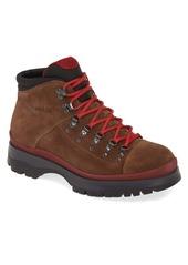 Prada Scamosciato Plain Toe Boot (Men)