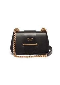 Prada Sidonie leather cross-body bag