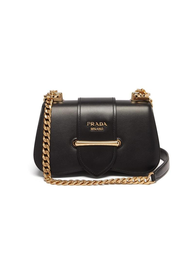 6cc2026577ca Prada Prada Sidonie leather cross-body bag   Handbags