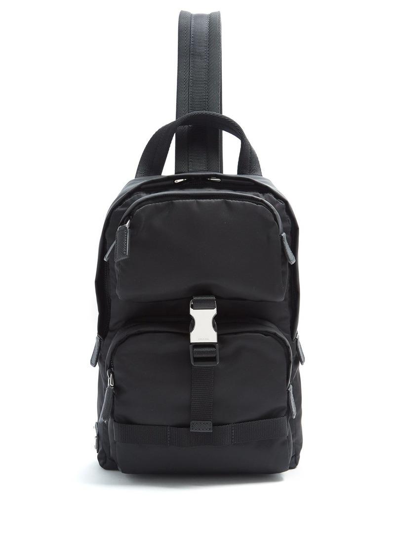 1c00e3d8ec Prada Prada Single-strap cross-body backpack