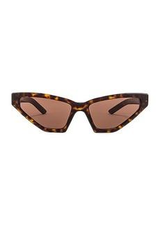 Prada Skinny Sunglasses