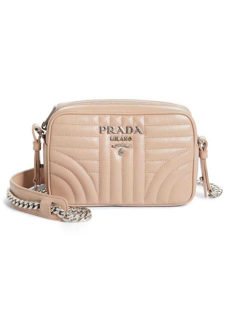 180126d4aaab69 Prada Prada Diagramme Camera Bag | Handbags