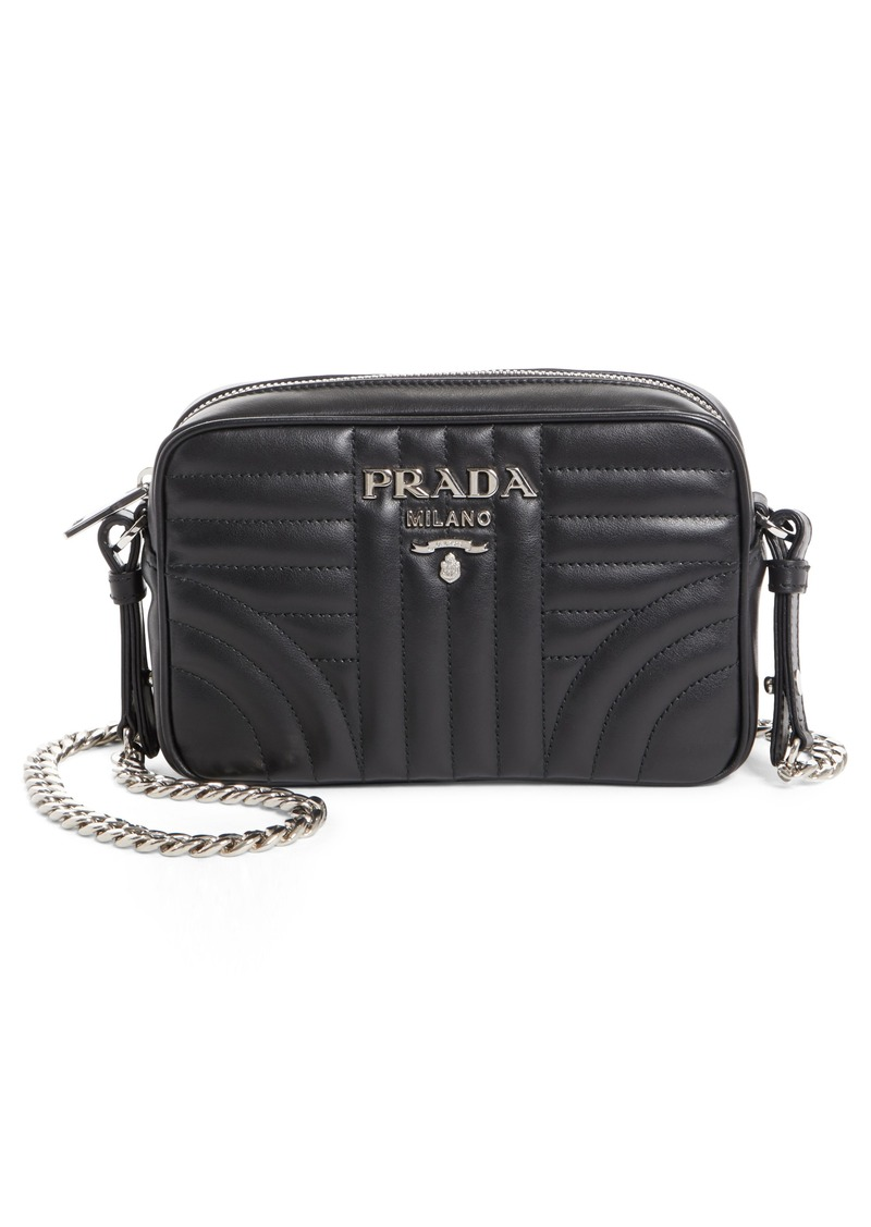 Prada Impunture Cahier Quilted Small Shoulder Bag Tn2Nds