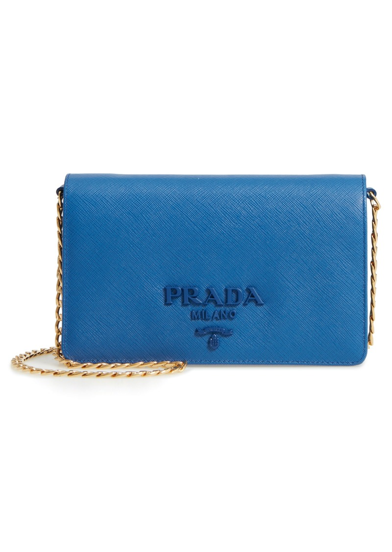 042b99ed62 Prada Prada Small Monochrome Crossbody Bag