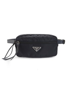 Prada Small Nylon Belt Bag
