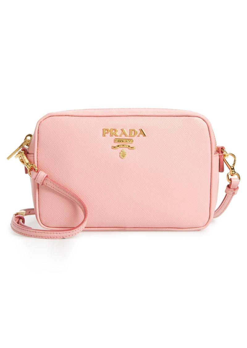 254b6208e558 Prada Prada Saffiano Leather Camera Bag