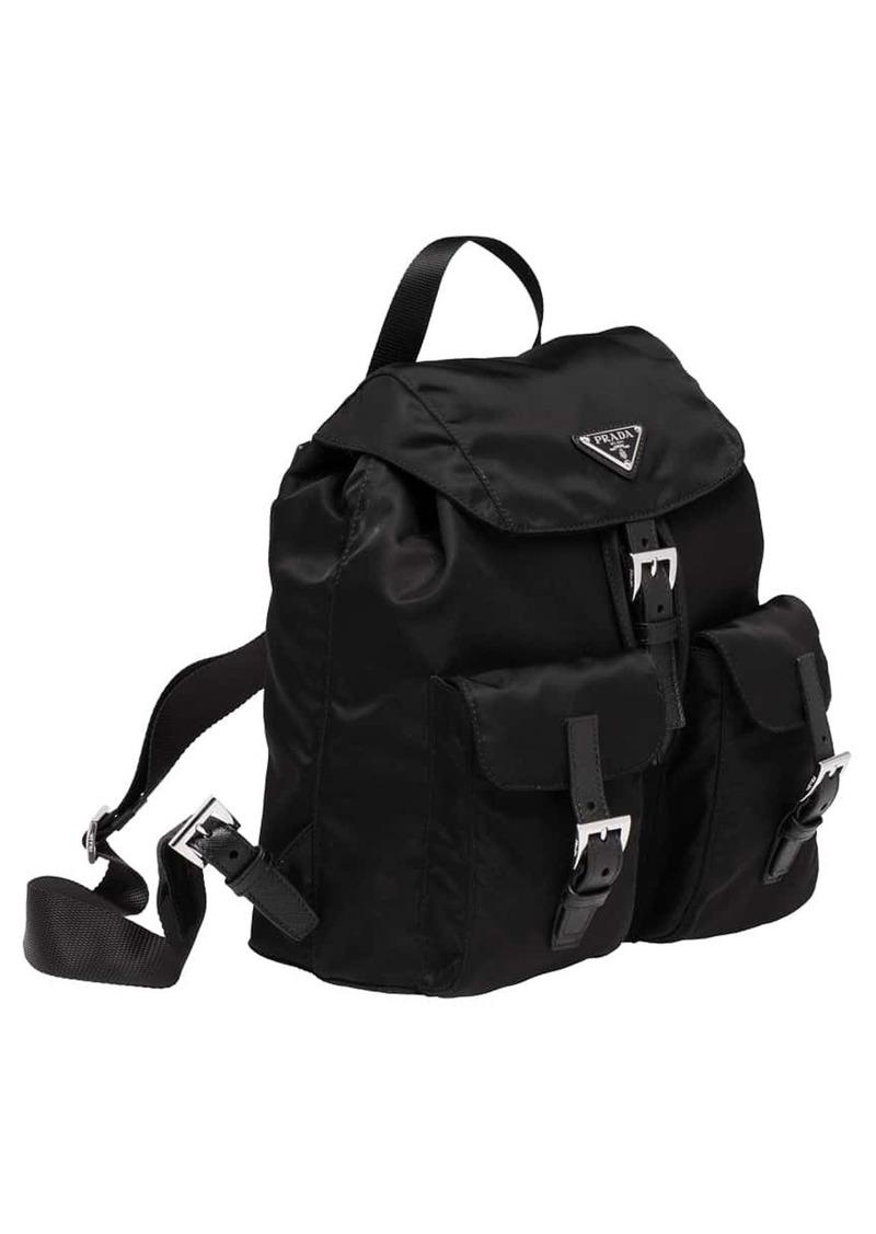 Prada Medium Nylon Backpack