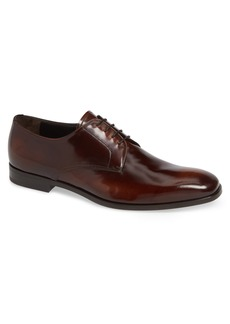 66ce2d4012bd Prada Prada Thick-Soled Cordovan Wing Tip Shoes