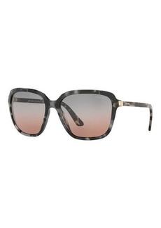 Prada Square Acetate Sunglasses