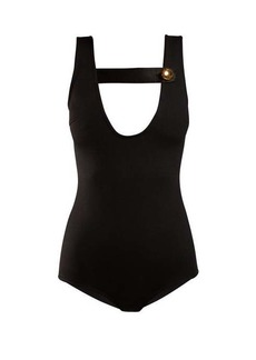 Prada Strapped stretch-jersey bodysuit