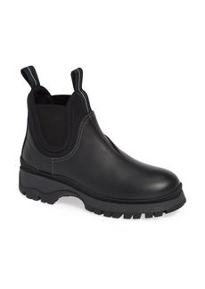 Prada Stretch Fit Lugged Rain Boot (Women)