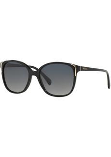 Prada Polarized Sunglasses, Pr 01OS