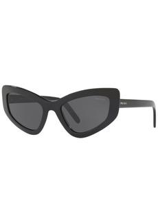Prada Sunglasses, Pr 11VS 55