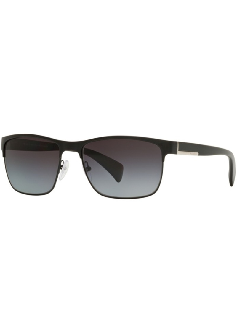 Prada Polarized Sunglasses, Pr 51OS