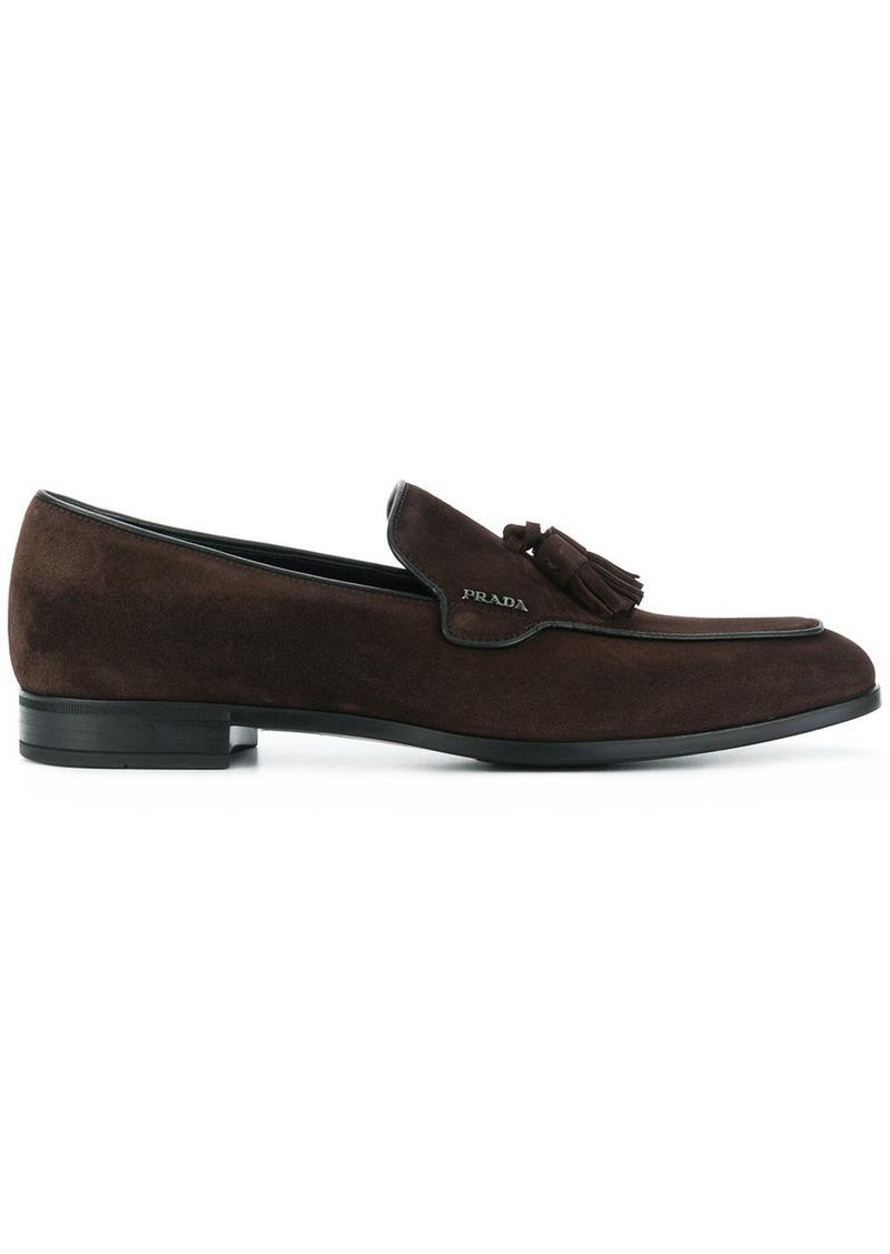 Prada Tassel detail loafers Z3Zr7