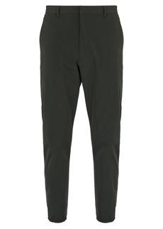 Prada Technical elasticated-cuff trousers
