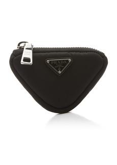 Prada Tessuto Shell Triangle Bag