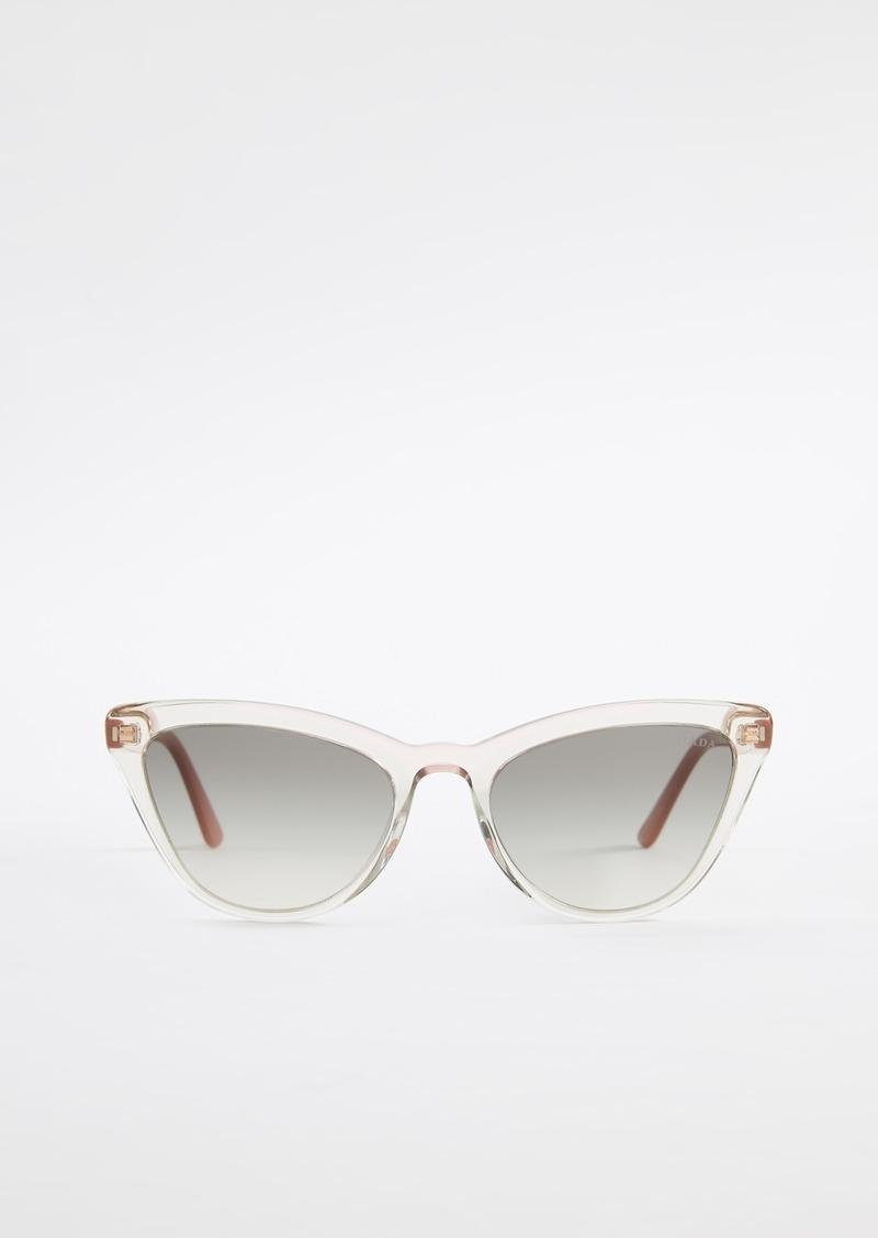 d456f456da94 Prada Prada PR 01VS Ultravox Cat Eye Sunglasses | Sunglasses