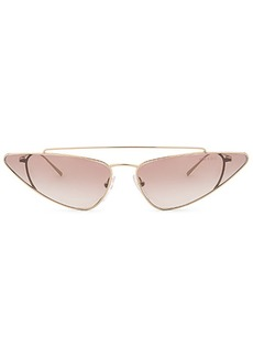 Prada Ultravox Metal Cat Eye