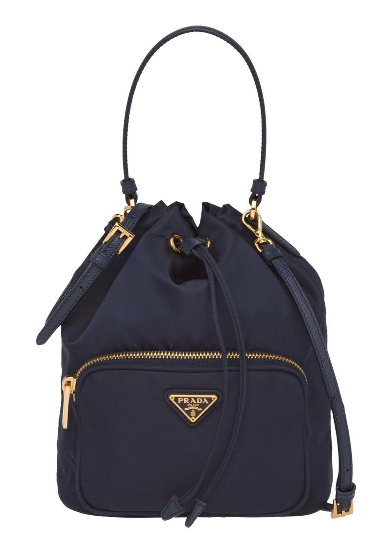 Prada Vela Bucket Bag