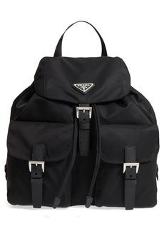Prada Large Nylon Backpack