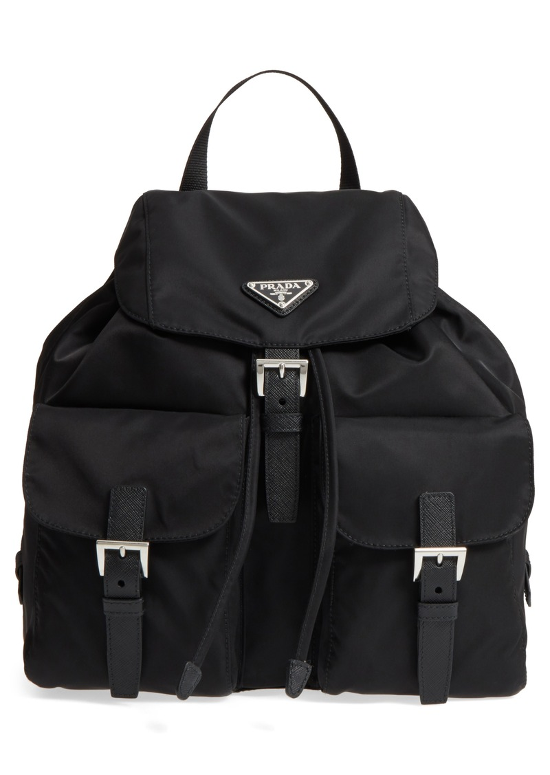c128ed7b06560f Prada Prada Large Nylon Backpack | Handbags