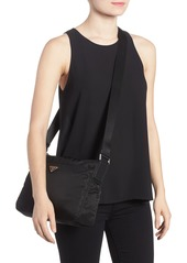 02b45247c16231 Prada Large Nylon Crossbody Bag Prada Large Nylon Crossbody Bag