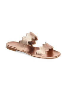 Prada Wave Slide Sandal (Women)