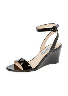 Prada Wedge Sandal (Women) (Nordstrom Exclusive)
