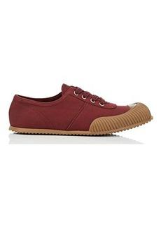 Prada Women's Cap-Toe Gabardine Sneakers