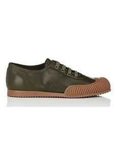 Prada Women's Cap-Toe Nylon Sneakers