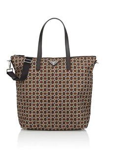 Prada Women's Shopper Tote - Brown