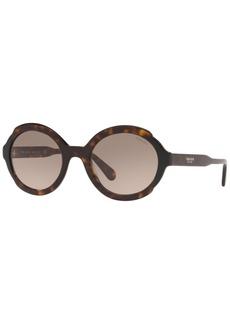 Prada Women's Heritage Sunglasses, Pr 17US 53