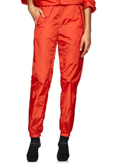 Prada Women's Tech-Taffeta Track Pants