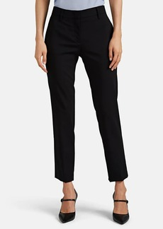 Prada Women's Wool Canvas Crop Pants